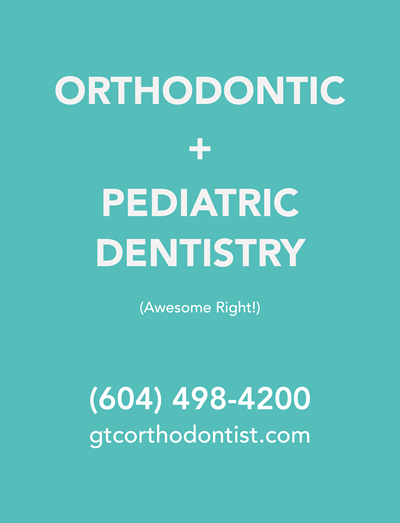 Orthodontic and pediatric dentistry